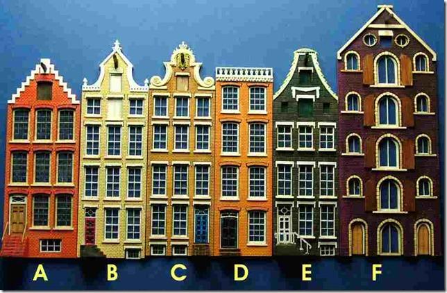 144th dutch canal houses